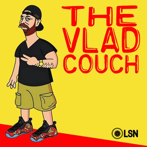 Cover image of The Vlad Couch
