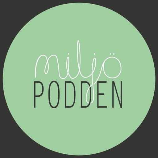 Cover image of Miljöpodden