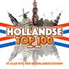 Hollandse Top 100 - 1961 Tm 2016: 55 Jaar Hits Van Nederlandse Bodem - Verschillende artiesten