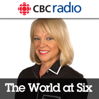 Podcast cover art for CBC News: World at Six