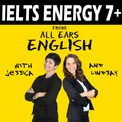 Cover image of IELTS Energy English Podcast