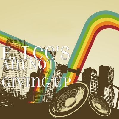 Am Not Giving Up - Single - E. Lees album