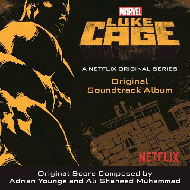 Häufig Luke Cage (Original Soundtrack Album) by Various Artists on Apple  LZ15