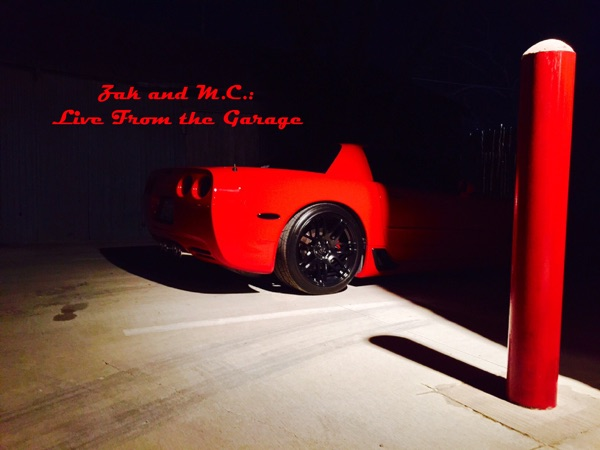 Zak and M.C.: Live From The Garage