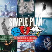 No Pads, No Helmets...Just Balls 15th Anniversary Tour Edition Simple Plan - Simple Plan