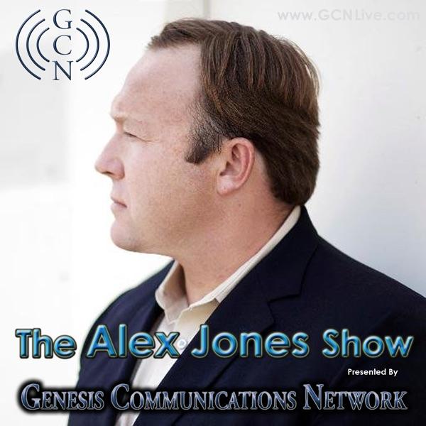 Alex Jones Show Podcast