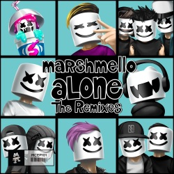 View album Alone (The Remixes) - EP