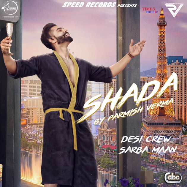 Bepanah Serial Song Mr Jatt: Single By Parmish Verma On Apple