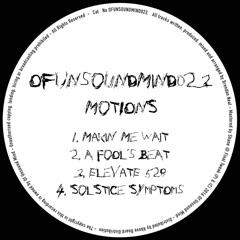 Ofunsoundmind023 - EP