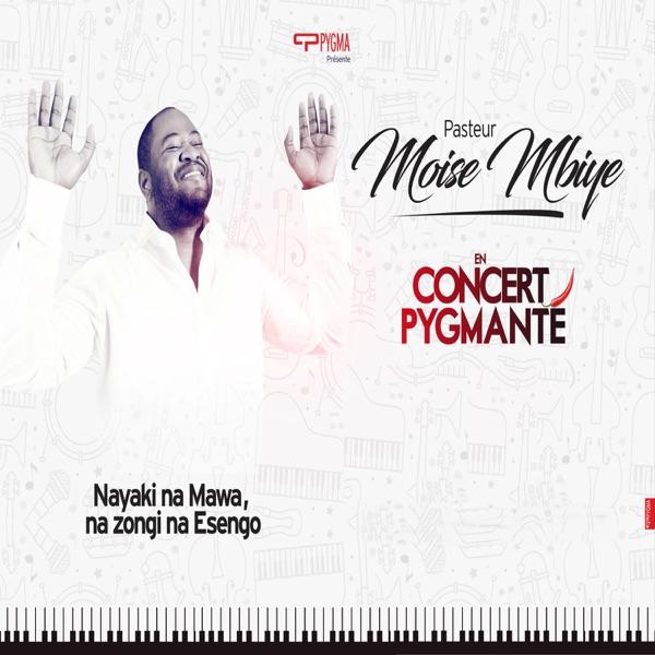 Moise Mbiye Live En Concert Pygmante