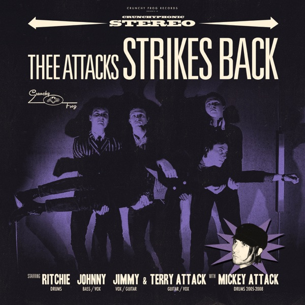 Thee Attacks - Strikes Back