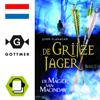 John Flanagan - De magier van Macindaw: De Grijze Jager 5 artwork