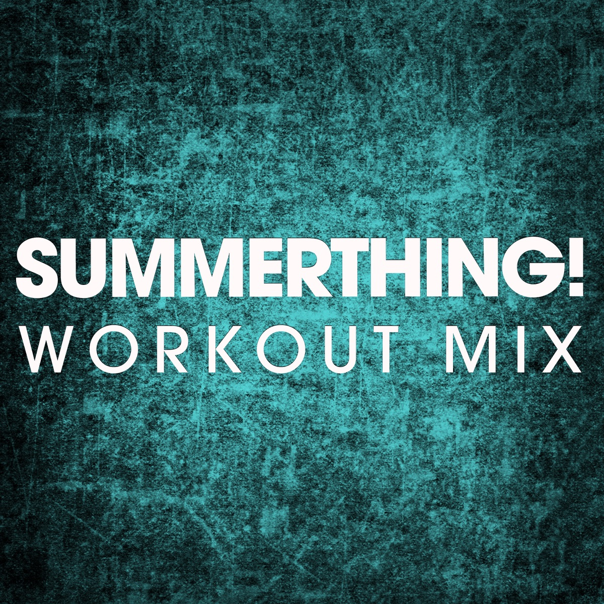 SummerThing! Album Cover by Power Music Workout
