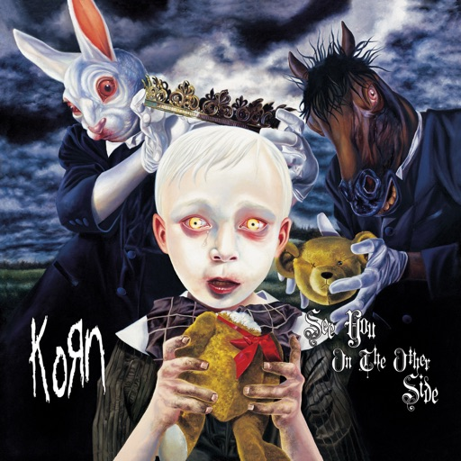Art for Coming Undone by Korn