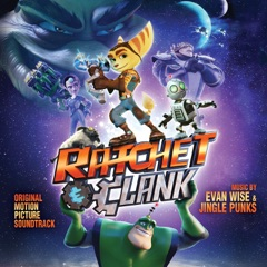 Ratchet and Clank (Original Motion Picture Soundtrack)