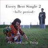 Every Best Single 2 ~laTe period~ ジャケット写真