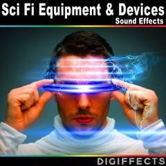 Sci Fi Equipment and Devices Sound Effects