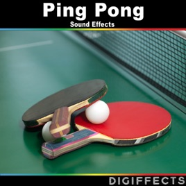 ‎Ping Pong Sound Effects par Digiffects Sound Effects Library