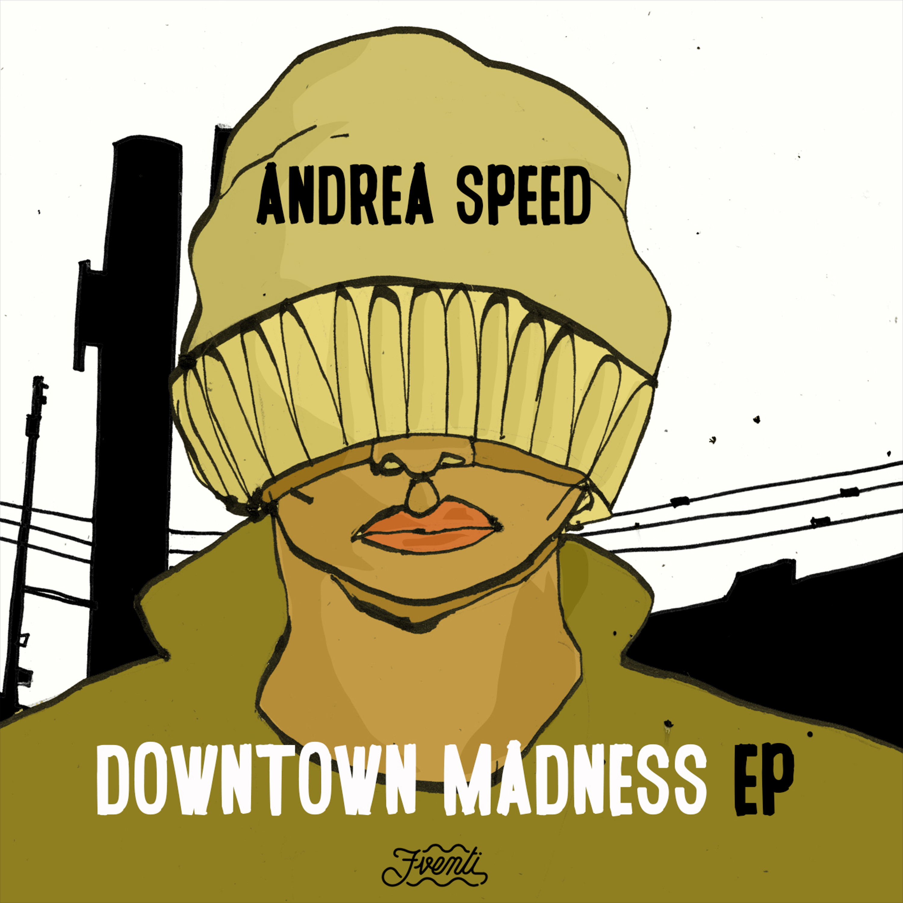 Andrea Speed - Downtown Madness - Single