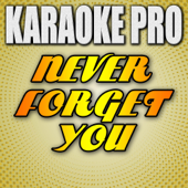 Never Forget You (Originally Performed by Zara Larsson & MNEK) [Instrumental Version]