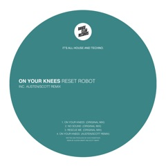 On Your Knees - EP