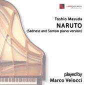 Naruto Sadness And Sorrow Piano Version  Marco Velocci - Marco Velocci