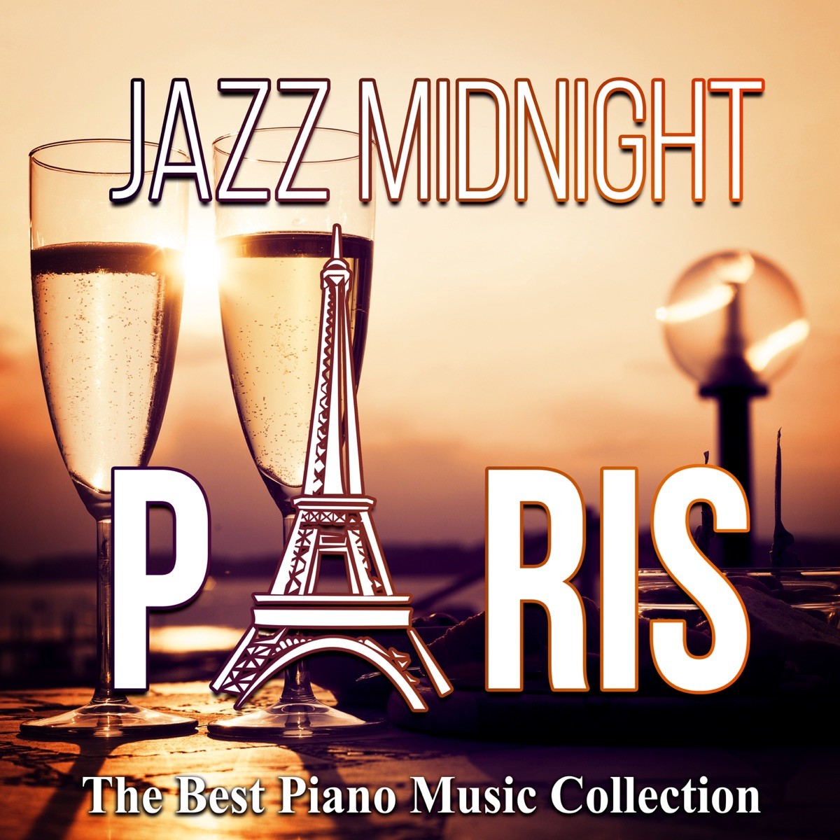 Jazz Midnight Paris: The Best Piano Music Collection, Smooth