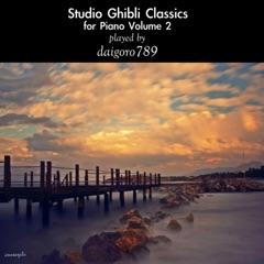 Studio Ghibli Classics for Piano Volume 2