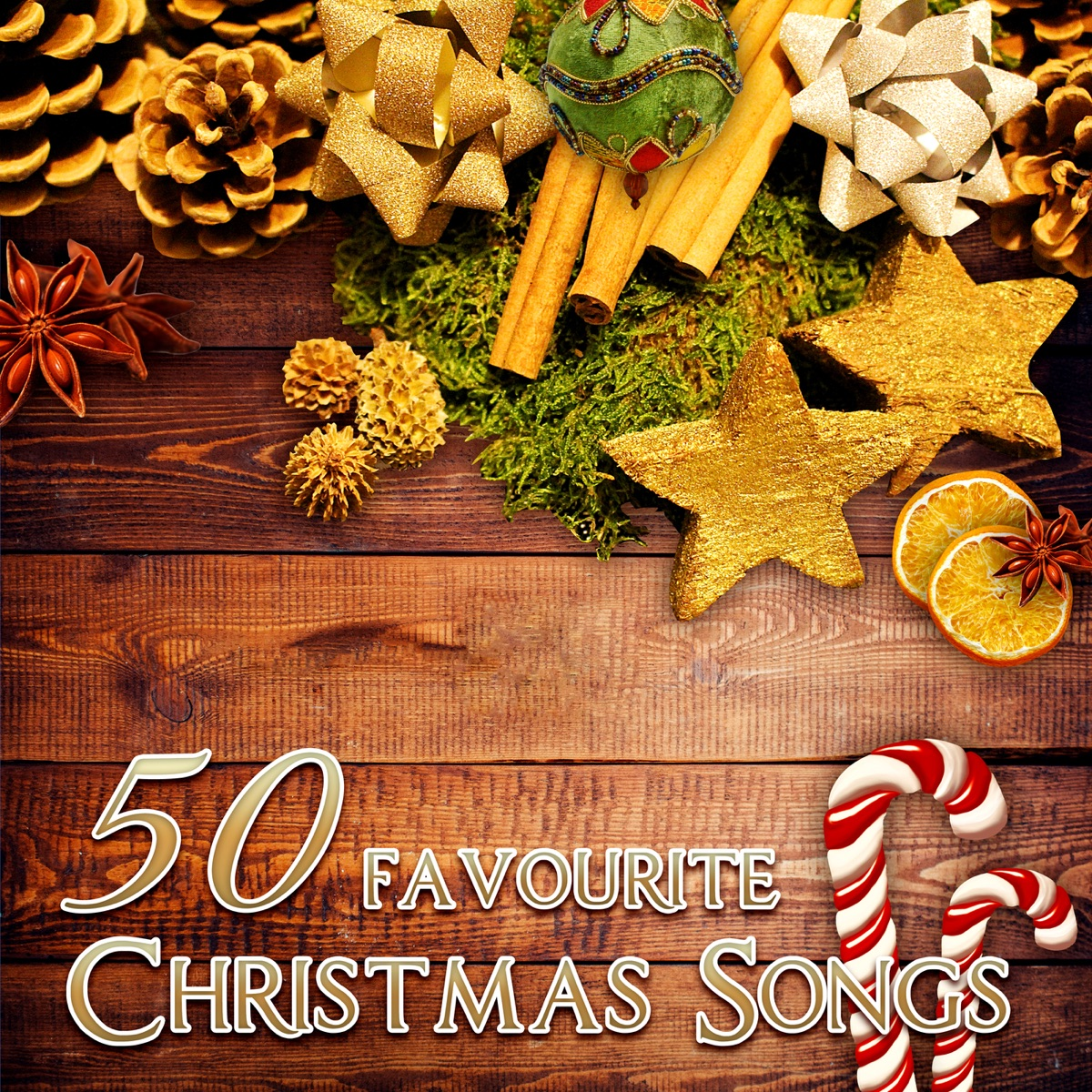 50 Favourite Christmas Songs – Traditional Xmas Carols for Kids and ...