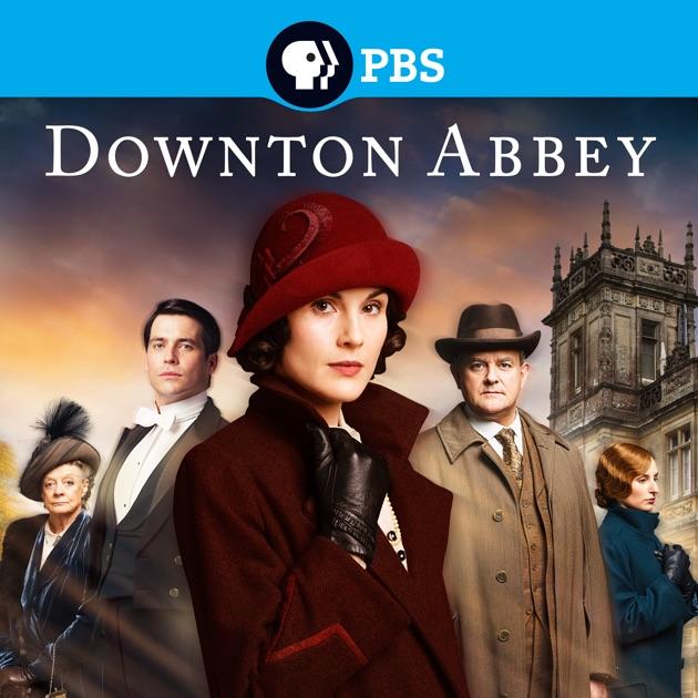 downton abbey season 5 on itunes