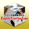 English Vitamin - アメリカ流会議スキル『English from the Cube』(Vol.1~4) アートワーク