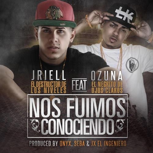 Jriell - Nos Fuimos Conociendo (feat. Ozuna) - Single