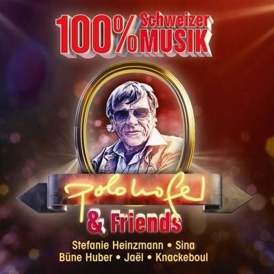 Polo Hofer & Friends - 100% Schweizer Musik (2015 Versionen) - Polo Hofer