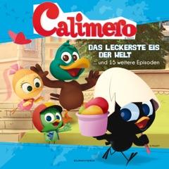 Calimero - Das leckerste Eis der Welt und 15 weitere Episoden
