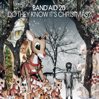 Cover art for Do They Know It's Christmas