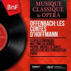 Offenbach: Les contes d'Hoffmann (Mono Version)