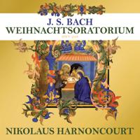 Nikolaus Harnoncourt & Concentus Musicus Wien - Bach: Weihnachtsoratorium artwork