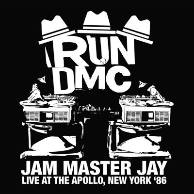 Jam Master Jay - Live At the Apollo, NY 19 Apr 86 (Remastered) - Run DMC
