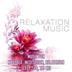 Relaxation Music: Music for Massage, Meditation, Relaxation, Sleep, Spa, Tai Chi and Soothing Lullabies to Help You Relax, Meditate and Heal with Nature Sounds, Hang Drum and Natural White Noise