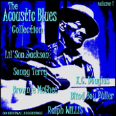 The Acoustic Blues Collection, Vol. 1