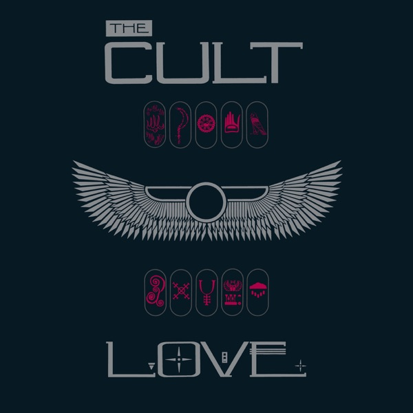 The Cult mit She Sells Sanctuary