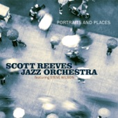 Scott Reeves Jazz Orchestra - The Soulful Mr. Williams