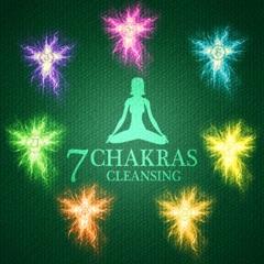 7 Chakras Cleansing – Guided Tibetan Chakra Balancing Meditation, Chanting Om, Soothe Mind, Body & Soul, Reiki Healing Waves