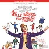 Willy Wonka & The Chocolate Factory (Music From The Original Soundtrack Of The Paramount Picture)-Various Artists