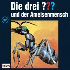 0032 - und der Ameisenmensch (Teil 22)