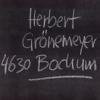 Bochum - Herbert Grönemeyer