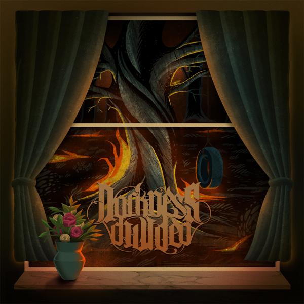 Darkness Divided - Back Breaker [single] (2016)