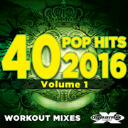40 POP Hits 2016 (Unmixed Workout Tracks For Running, Jogging, Fitness & Exercise) - Dynamix Music - Dynamix Music