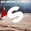 EDX - Missing (feat. Mingue) [Extended Mix] artwork