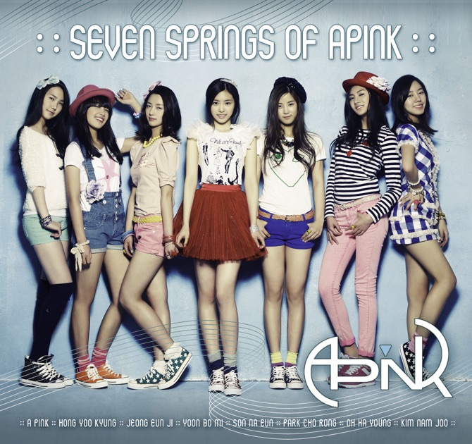 ‎Pink Blossom by Apink